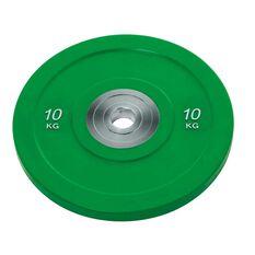 Torros 10kg Bumper Plate, , rebel_hi-res