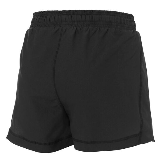 adidas Womens Karlie Kloss Run Shorts, Black, rebel_hi-res