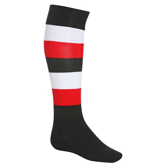 Burley St Kilda Football Socks, , rebel_hi-res