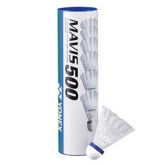 Yonex Mavis 500 Fast Badminton Shuttlecocks, , rebel_hi-res