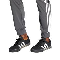 adidas Daily 3.0 Mens Casual Shoes, Black/White, rebel_hi-res