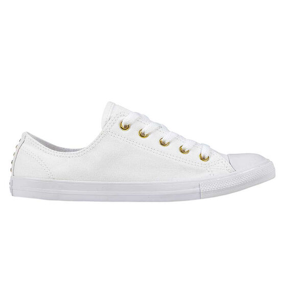 ca066fef22d4 Converse Chuck Taylor All Star Dainty Womens Casual Shoes