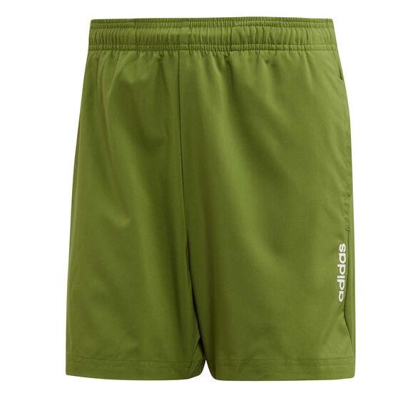 adidas Mens Essentials Plain Chelsea Shorts, , rebel_hi-res