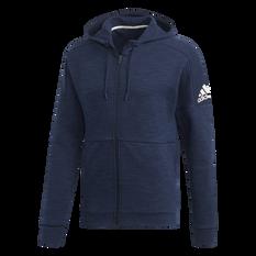 adidas Mens ID Stadium Jacket Navy S, Navy, rebel_hi-res