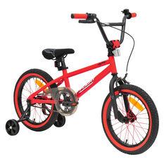 Flight Wing 105 16in Boys BMx Bike 40cm Red, , rebel_hi-res