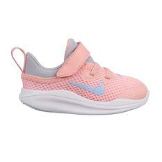 fe38b6cbb0e43 Nike ACMI Kids Running Shoes Pink   Blue US 2