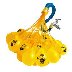 Bunch o Balloons 3 Pack Minions, , rebel_hi-res