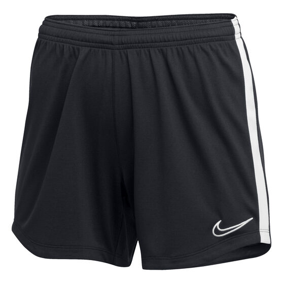 Nike Womens Dri FIT Academy19 Soccer Shorts Black XS, , rebel_hi-res
