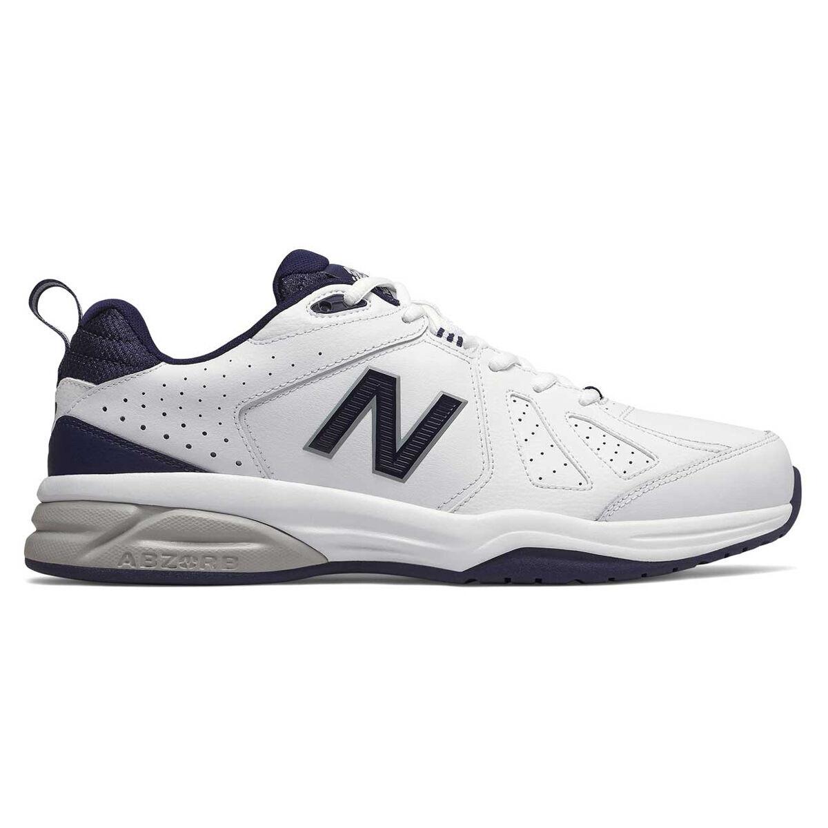 nike shox nabobs women black shoes size 5   New Balance 624 V4 2E Mens Cross Training Shoes