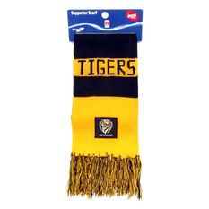 Richmond Tigers Bar Scarf, , rebel_hi-res
