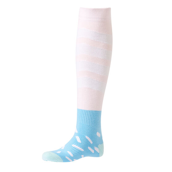Tahwalhi Womens Unicorn Ski Socks, , rebel_hi-res