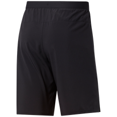 Reebok Mens Speed Shorts Black XS, Black, rebel_hi-res