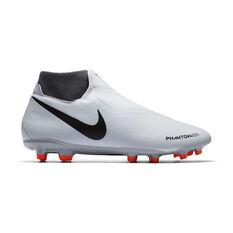 b3932cca3f2d Nike Phantom Vision Academy Dynamic Fit Mens Football Boots Grey / White US  7, ...