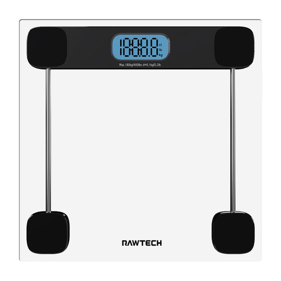 Rawtech Digital Bodyweight Scales, , rebel_hi-res