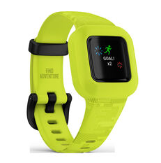 Garmin VivoFit JR3 Activity Tracker - Camo Green, , rebel_hi-res