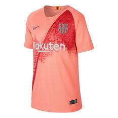 FC Barcelona 2018 / 19 Kids 3rd Jersey Pink S, Pink, rebel_hi-res