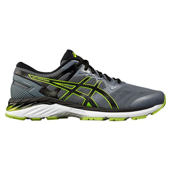 Asics GEL Superion 3 Mens Running Shoes, Grey / Black, rebel_hi-res