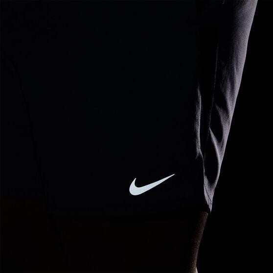 Nike Mens Dri-Fit Challenger Brief-Lined Running Shorts, Grey, rebel_hi-res
