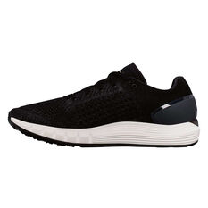 Under Armour HOVR Sonic Womens Running Shoes Black US 6, Black, rebel_hi-res