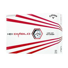 Callaway Hex Diablo Golf Balls, , rebel_hi-res