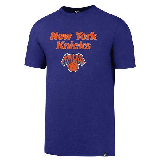 47 Brand Mens New York Knicks Splitter Tee, , rebel_hi-res