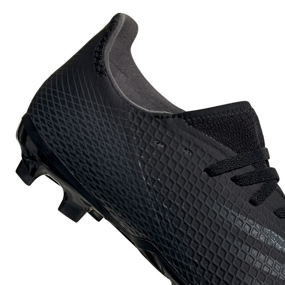 adidas X Ghosted.3 Kids Football Boots, Black, rebel_hi-res