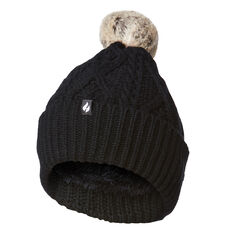 Heat Holders Womens Solna Beanie, , rebel_hi-res