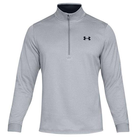 01126d7c6 Under Armour Mens Armour Fleece Half Zip Longsleeve Shirt