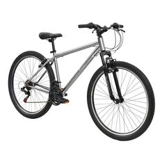 Flight X Scape 27.5in Mountain Bike Grey / Black S, Grey / Black, rebel_hi-res