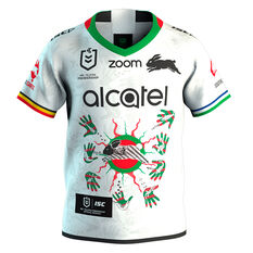 South Sydney Rabbitohs 2020 Kids Indigenous Jersey Multi 6, Multi, rebel_hi-res