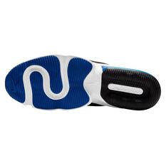Nike Air Max Infinity 2 Mens Casual Shoes, Black/Blue, rebel_hi-res