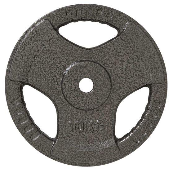 Celsius 10kg Tri Grip Weight Plate, , rebel_hi-res