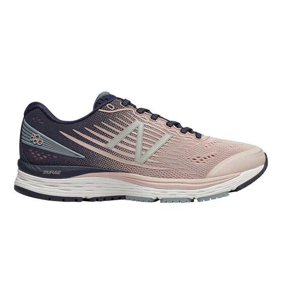 New Balance 880v9 Womens Running Shoes, Pink, rebel_hi-res