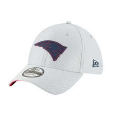New England Patriots New Era 39THIRTY Grey Training Cap, , rebel_hi-res