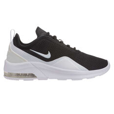 Nike Air Max Motion 2 Womens Casual Shoes Black / White US 6, Black / White, rebel_hi-res