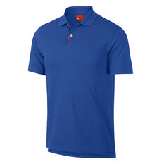 Nike Unisex Polo Blue XS, Blue, rebel_hi-res