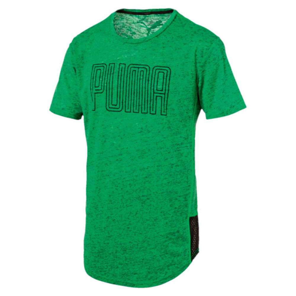 c38f05a59 Puma Mens Dri Release Novelty Graphic Training Tee, , rebel_hi-res