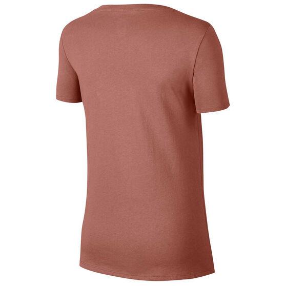 Nike Womens Sportswear Tee, Pink, rebel_hi-res
