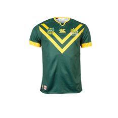 ARL Kangaroos 2019 Mens Official Jersey, , rebel_hi-res