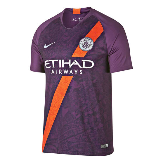 Manchester City 2018 / 19 Mens 3rd Jersey, , rebel_hi-res