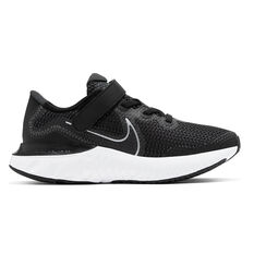 Nike Renew Run Kids Running Shoes Black US 11, Black, rebel_hi-res