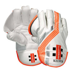 Gray Nicolls Elite Junior Wicketkeeping Gloves Junior, , rebel_hi-res