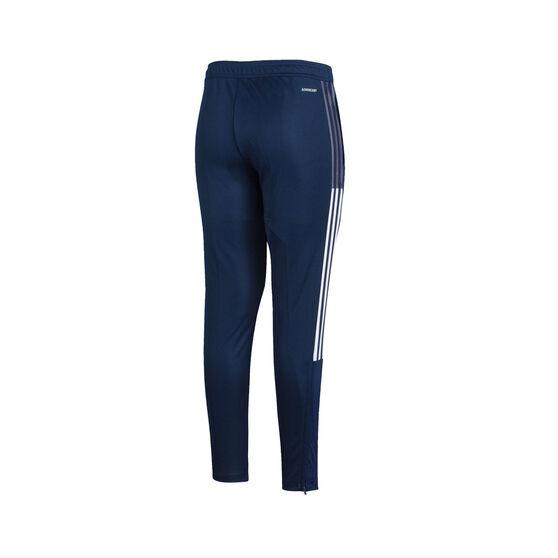 adidas Womens Tiro 21 Track Pants, Blue, rebel_hi-res