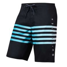 Quiksilver Mens Pointbreak Beach Short Boardshorts Black 30, Black, rebel_hi-res