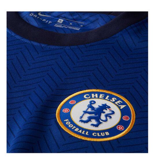 Chelsea FC 2020/21 Mens Replica Home Jersey, Blue, rebel_hi-res