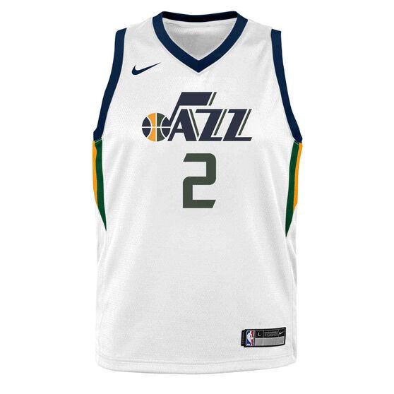 Nike Utah Jazz Joe Ingles 2020/21 Kids Association Jersey, , rebel_hi-res