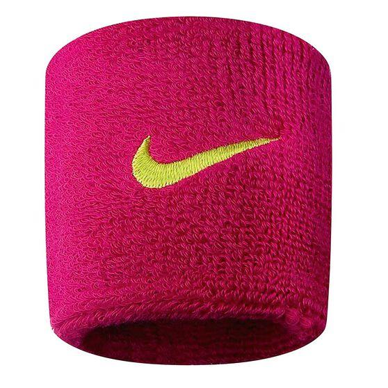 Nike Swoosh Wristband Berry Berry, , rebel_hi-res