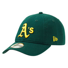 Oakland Athletics New Era 9TWENTY Washed Cap, , rebel_hi-res