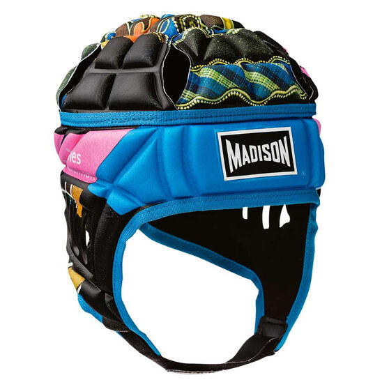 Madison James Ackerman Memorial Headgear, Multi, rebel_hi-res
