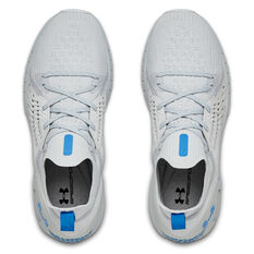 Under Armour HOVR Phantom RN Mens Running Shoes Grey / Blue US 8.5, Grey / Blue, rebel_hi-res